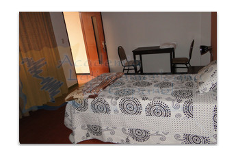 Accommodation - Student Residence in Sucre, Bolivia - Bedroom