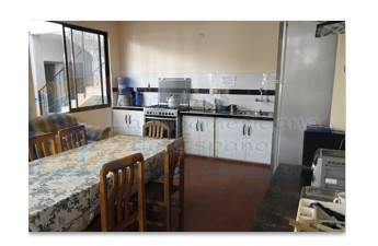 Accommodation - Student Residence in Sucre - Kitchen