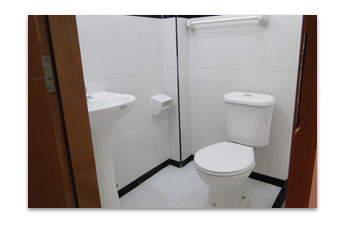 Accommodation - Student Residence in Sucre - Bathroom