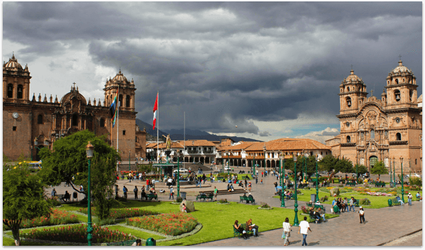 Cusco, Study Spanish in Peru