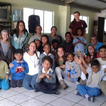 In a child class, Ecuador