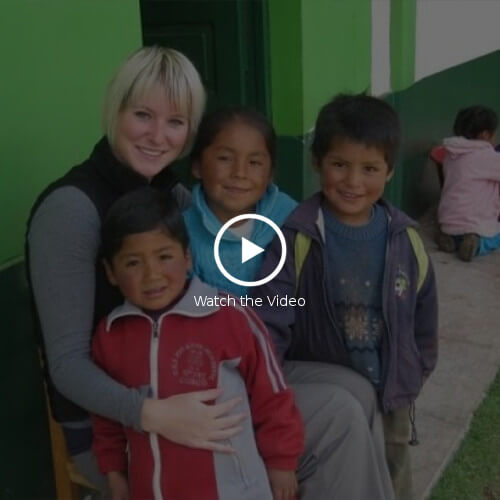video Latinoschools-Internship Programs- Pre-school Education-Cusco/Peru