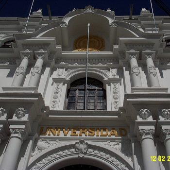 National Palace, Sucre, Bolivia
