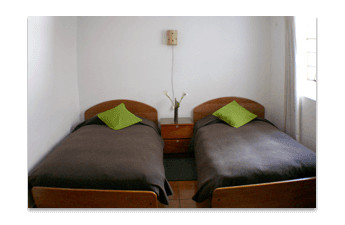 Accommodation - Student Residence in Cusco, Peru - Bedroom