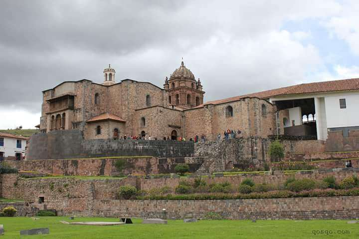 Santo Domingo church, Peru