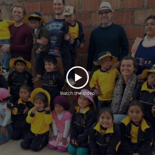 video Latinoschools-Volunteering Programs - Children's School #3-Cusco