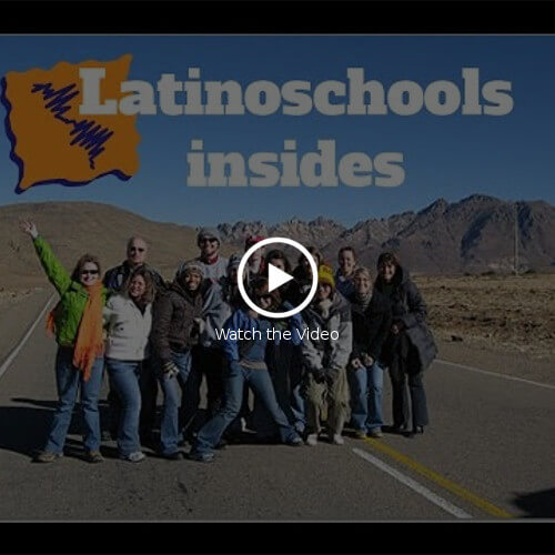 video Latinoschools-Website background video