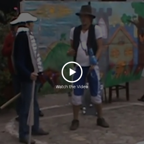 LatinoSchools Activities Dramatization Cusco Peru