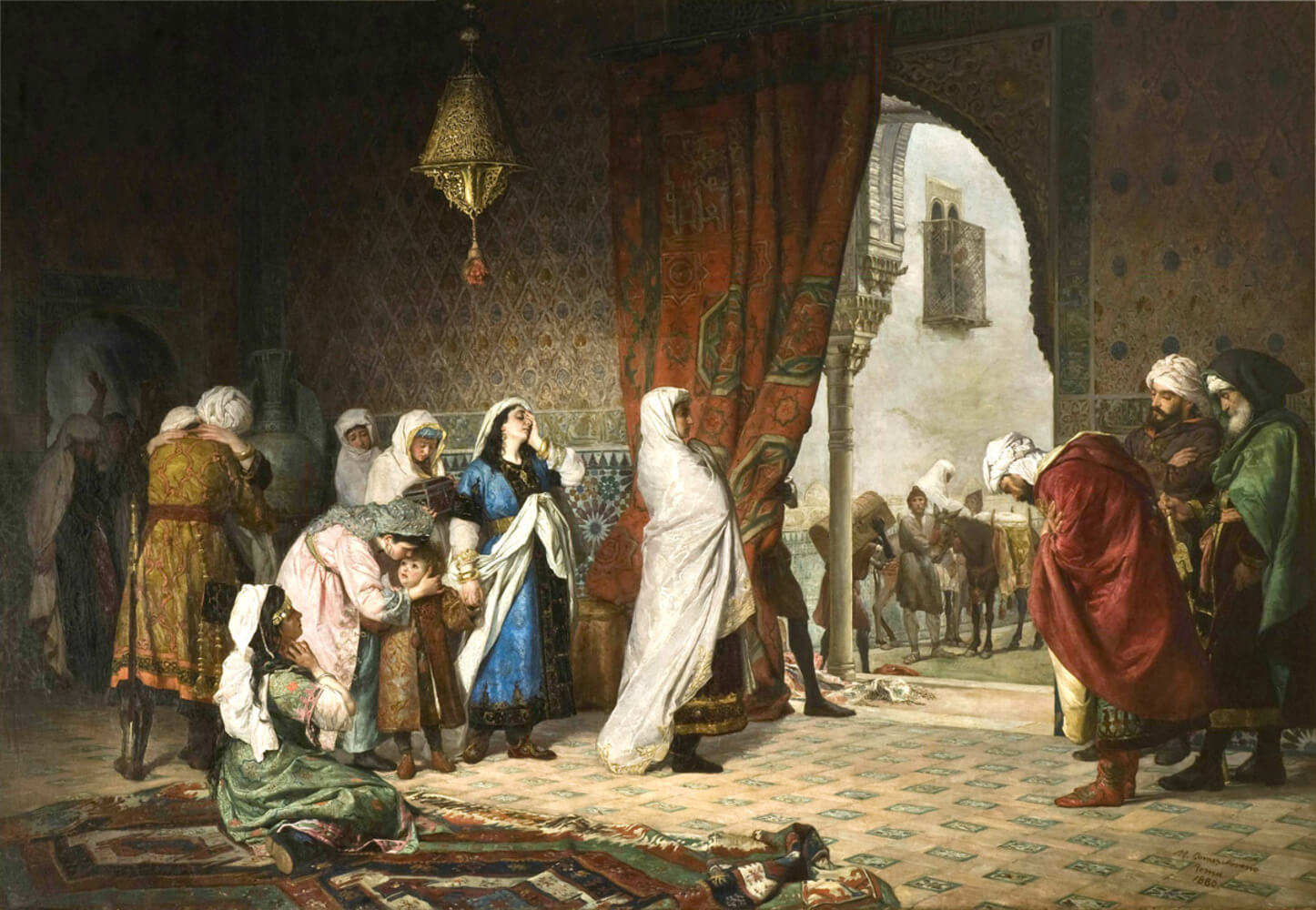 Al andalus, Islamic influence in Spain