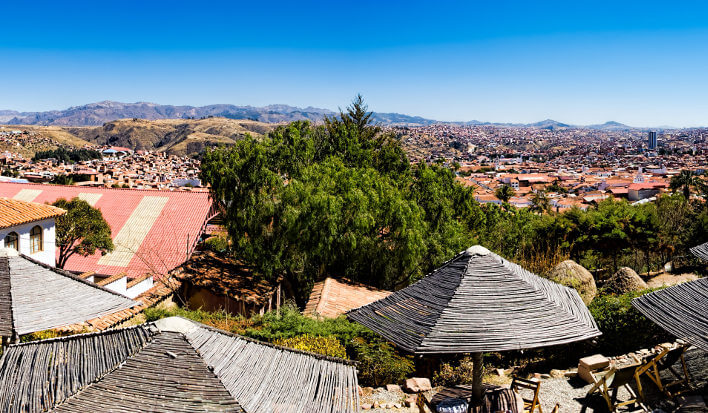 Places to visit in Sucre (Bolivia)