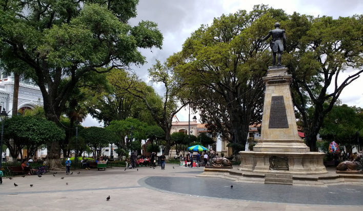 What to do in Sucre (Bolivia)